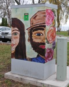 Hannah & Liam's Murals 1