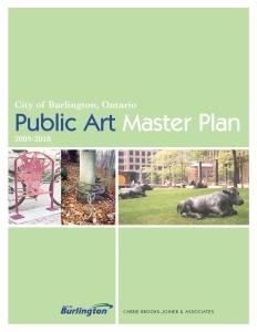 Public Art Master Plan