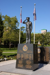 Naval Memorial Monument, Andre D. Gauthier