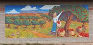 Tamara's Mural